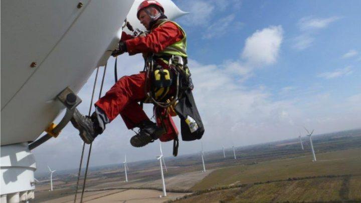 Simulado de Emergência – Segurança em aerogeradores para trabalho em altura nos parques eólicos