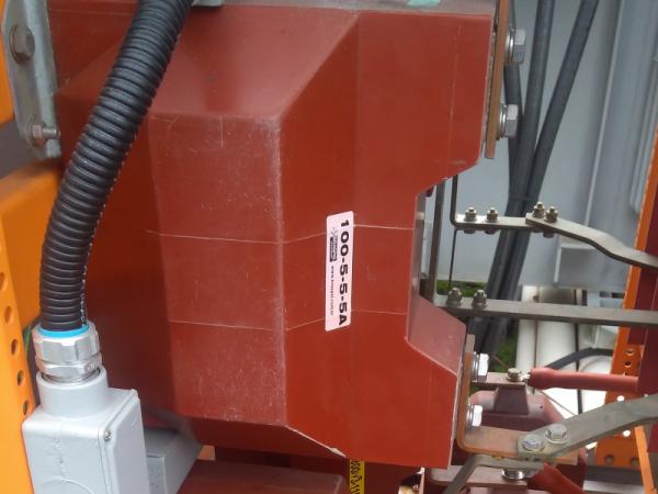 Laudo de ensaios de sistemas de medição em subestações